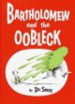 Bartholomew and the Oobleck - Product Image